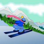 Aj na lyžovačke..